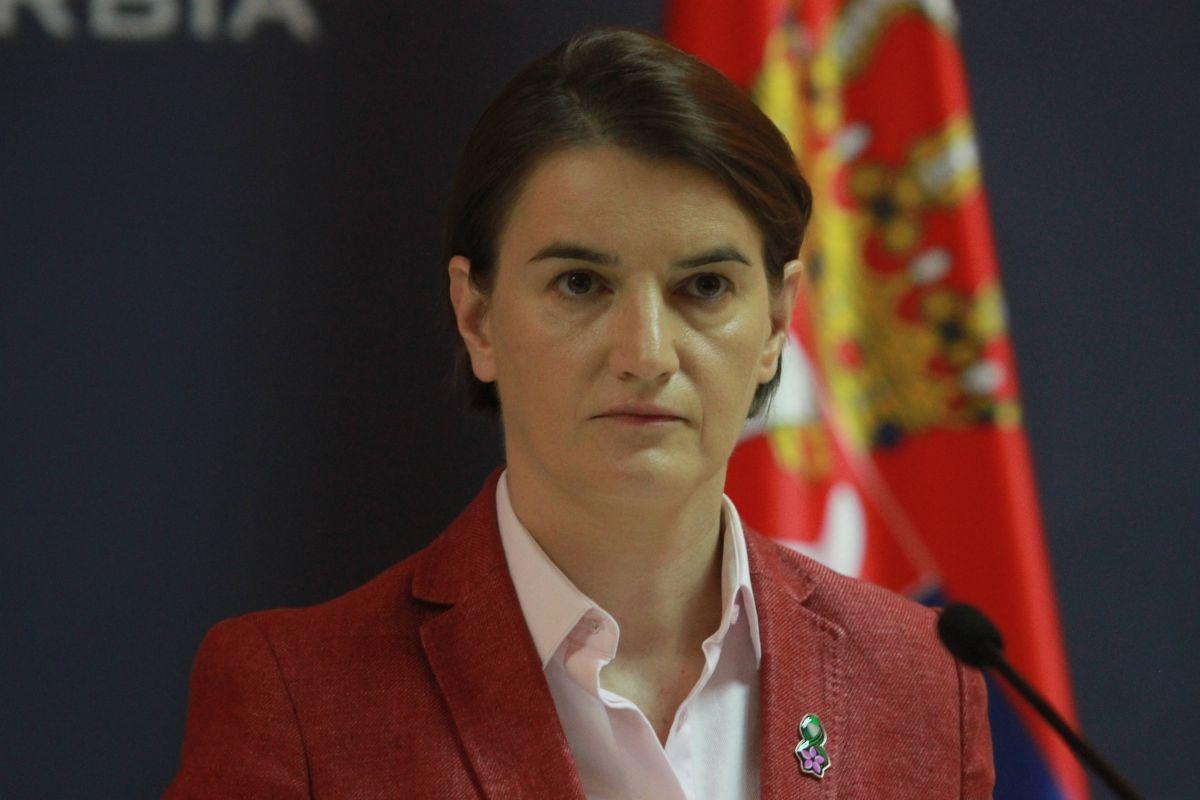 Брнабић: Нацрт државног буџета за 2018. биће представљен до краја новембра