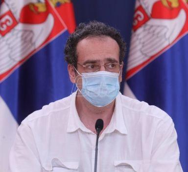 Janković: Struka je iznenađena vremenskim okvirom pojave novog naleta epidemije