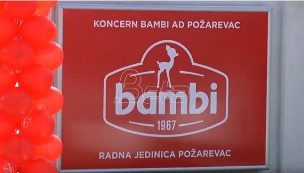 Koka Kola preuzima Bambi za 260 miliona evra