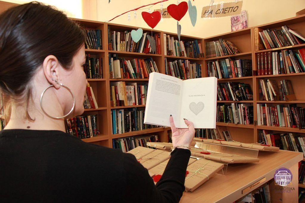 Sastanak na slepo- sa knjigom