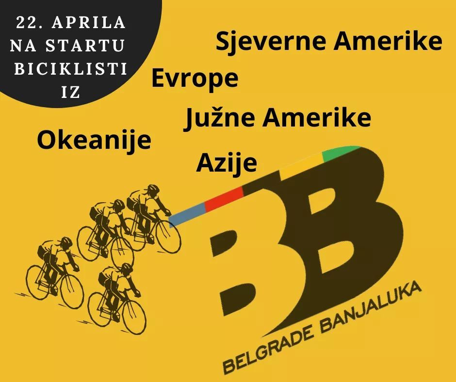 15. međunarodna biciklistička trka Beograd – Banja Luka