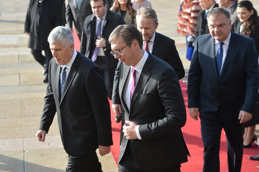 БиХ неће признати Косово