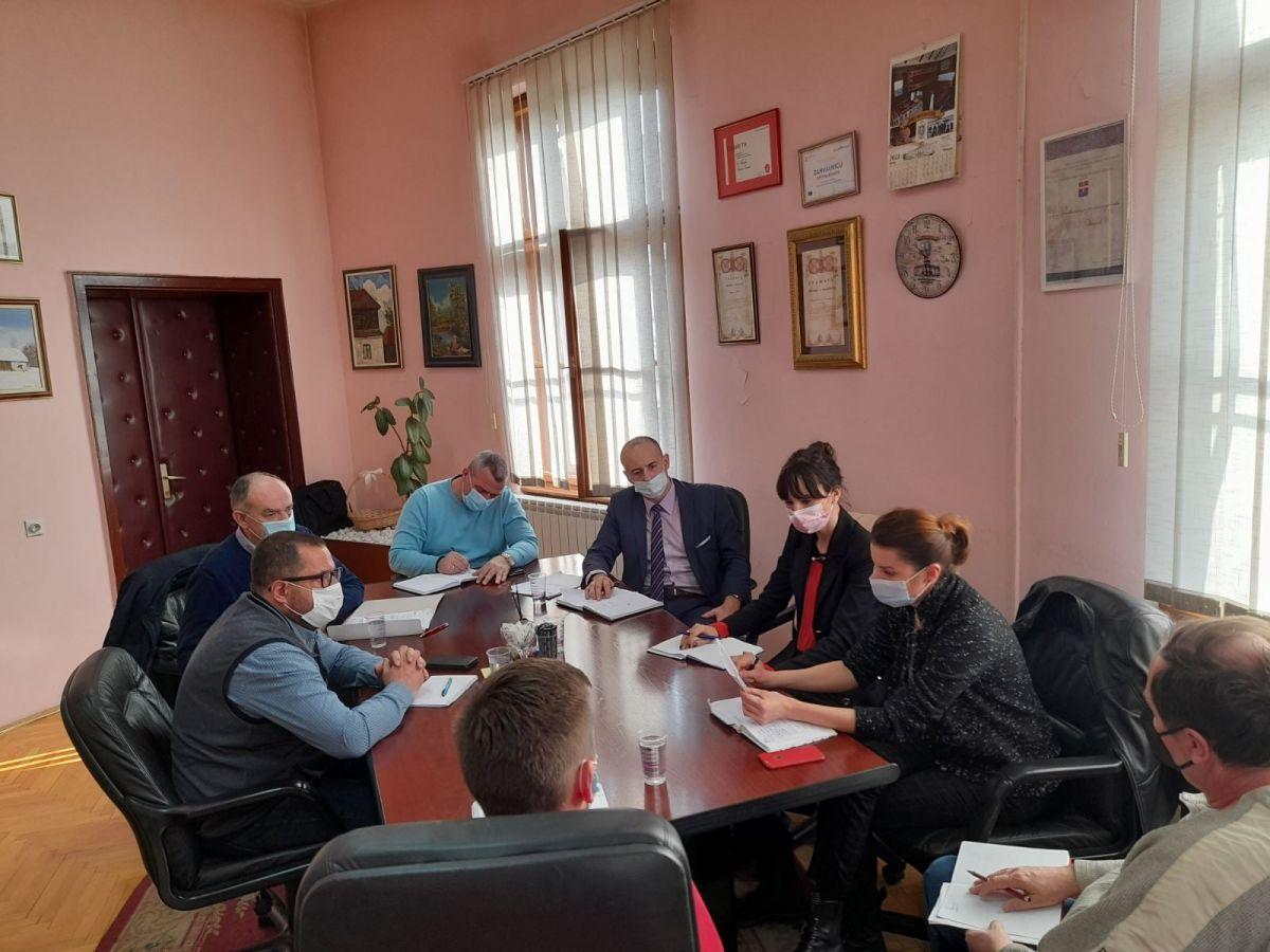 Фото: ФБ страница Председник општине Богатић-Милан Дамњановић