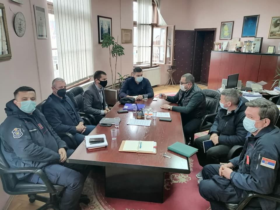 Foto: FB stranica Predsednik opštine Bogatić-Milan Damnjanović