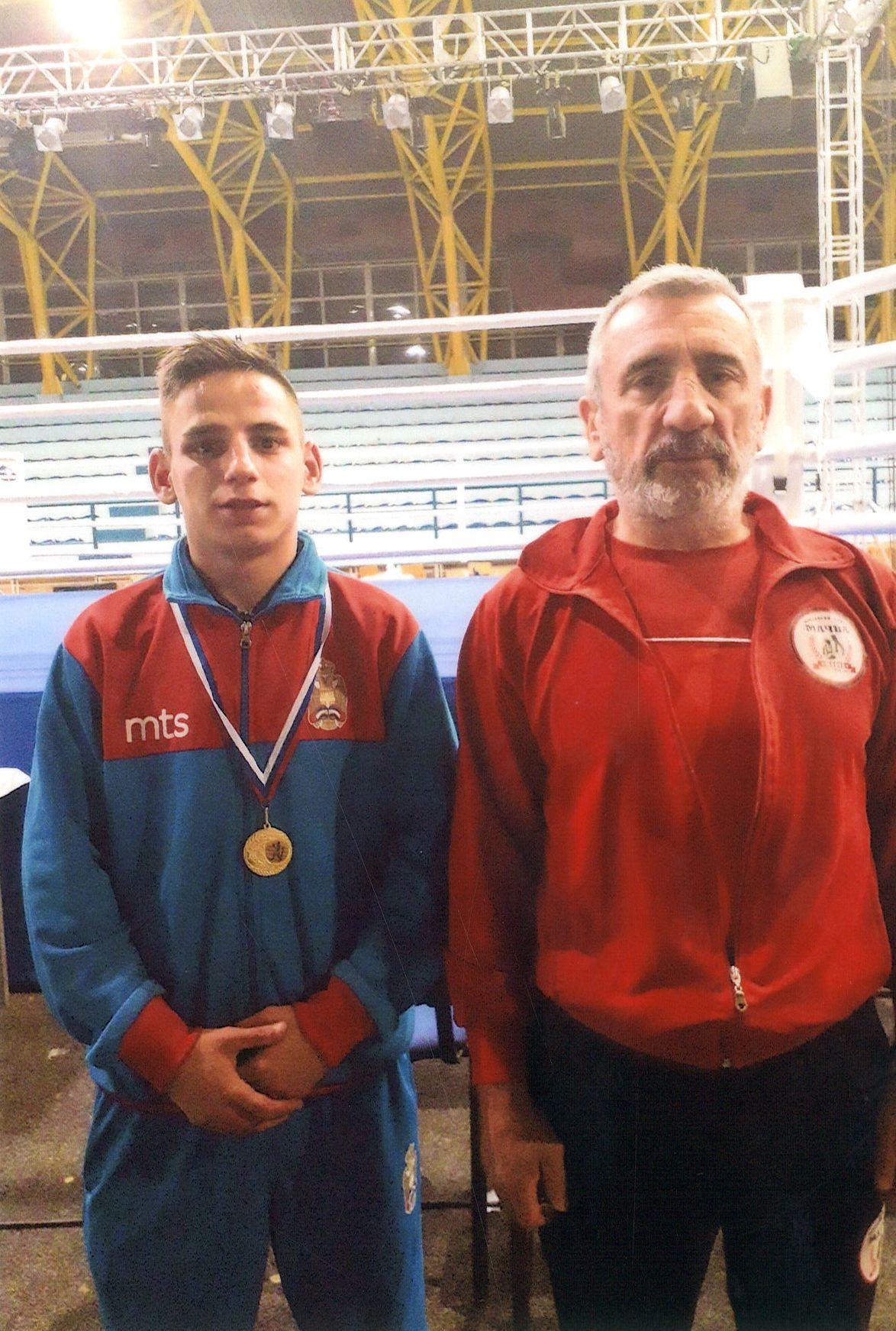 Rade šampion Srbije