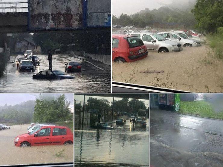 Потоп у Чачку