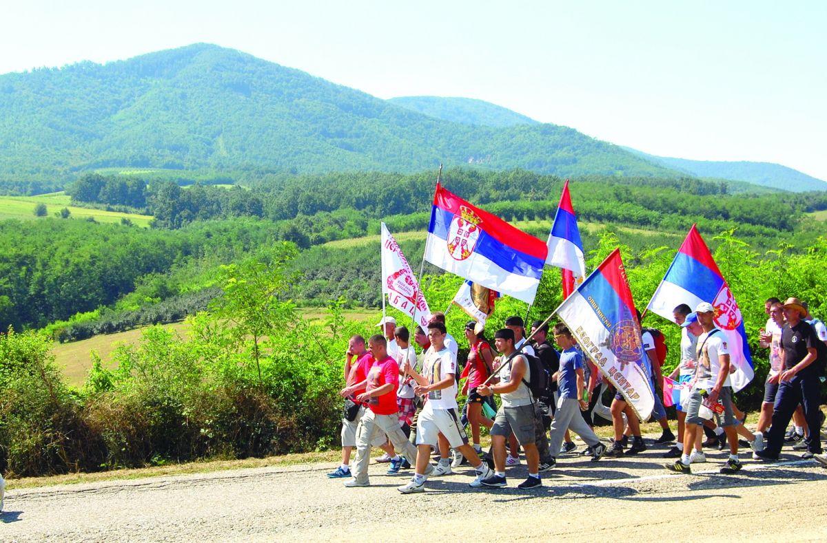 Bliži se Cerski marš