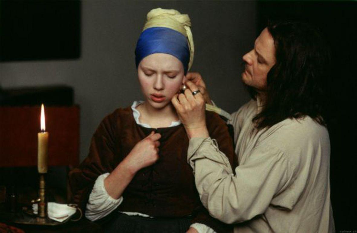 Девојка са  бисерном  минђушом