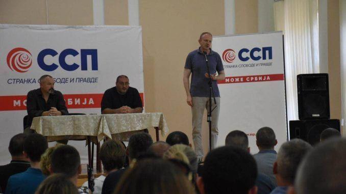 Formiran Inicijativni odbor Stranke slobode i pravde u Šapcu: Sporazum sa narodom obavezuje