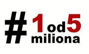"U Beogradu 33. protest ""Jedan od pet miliona"""