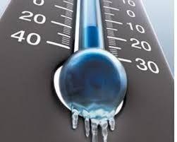 У Србији од данас ледени дани