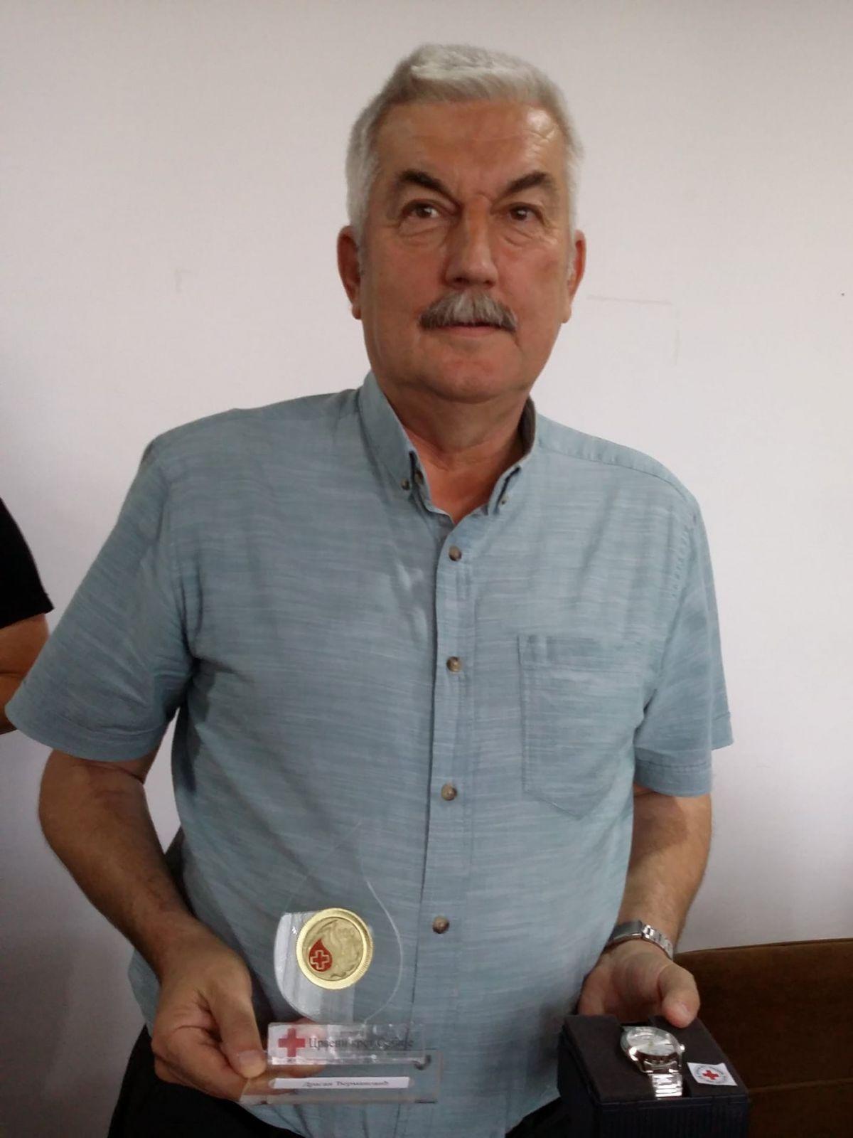 посебно признање за драгана  ђермановића