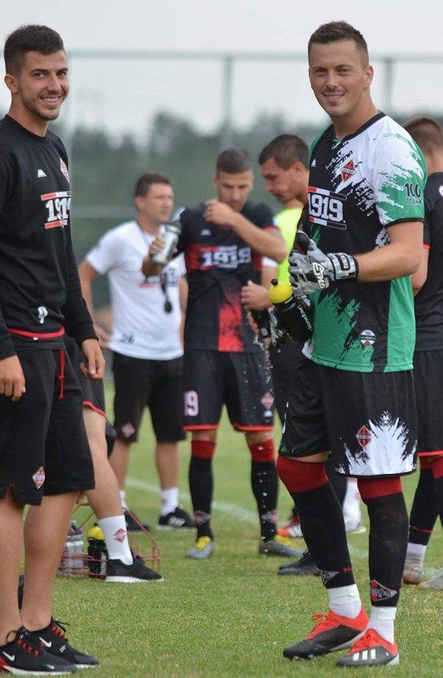 """FOTO: FB strana """"Svi mi koji volimo FK """"Mačva"""" Šabac"""""""