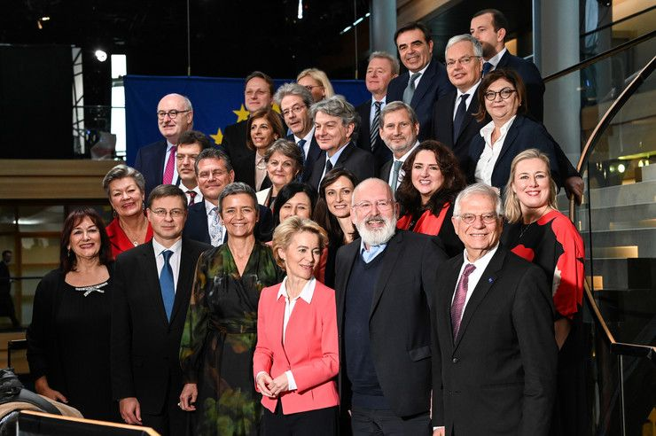 Nova evropska vlada počinje sa radom