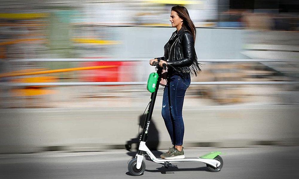 Brzina hoda: Električni trotineti mogu trotoarom dok se ne donese novi Zakon