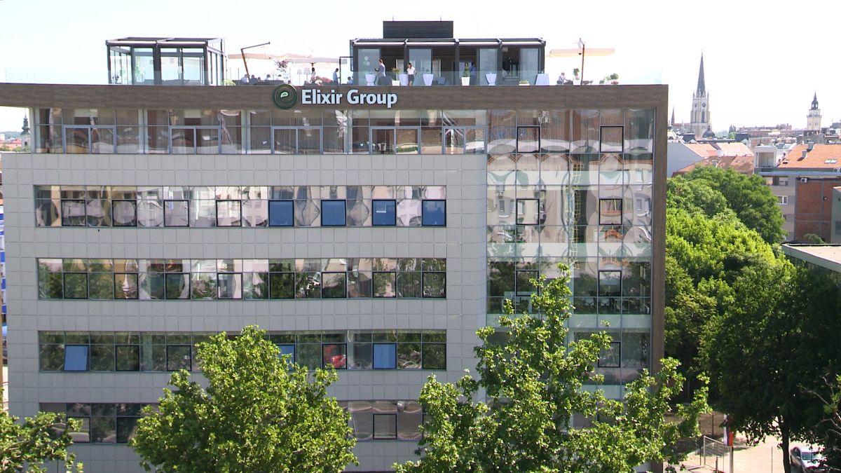 Eliksir Grupa donira  30 miliona dinara za nabavku respiratora
