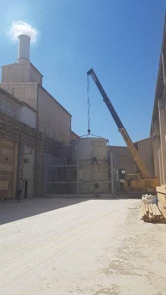 Ремонт фабрике од 21. јуна