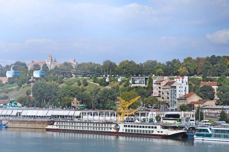 Upravni sud zaustavio izgradnju gondole u Beogradu