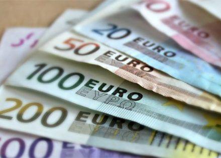Evro sutra 117,55