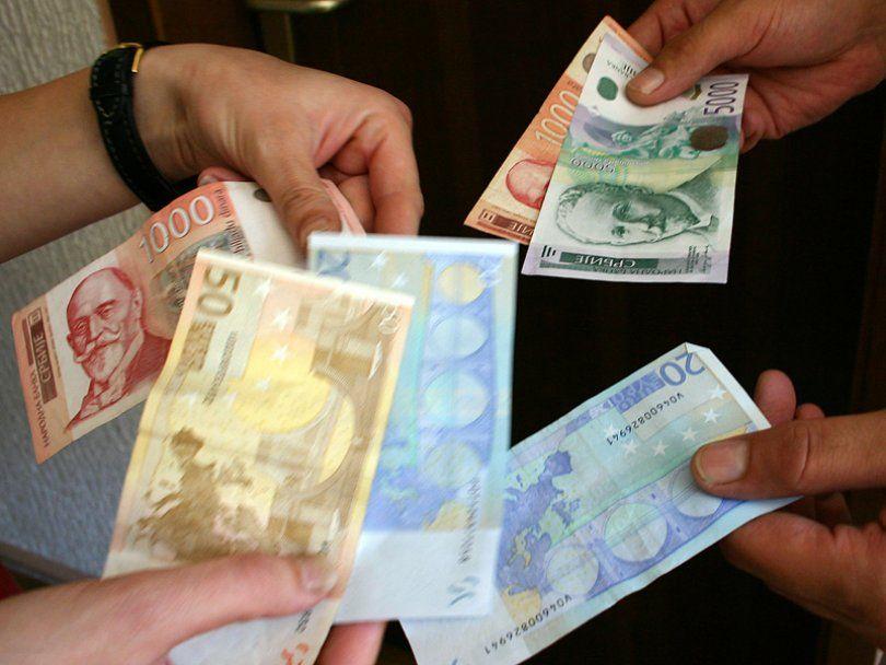 Евро данас 118, 0511 динара