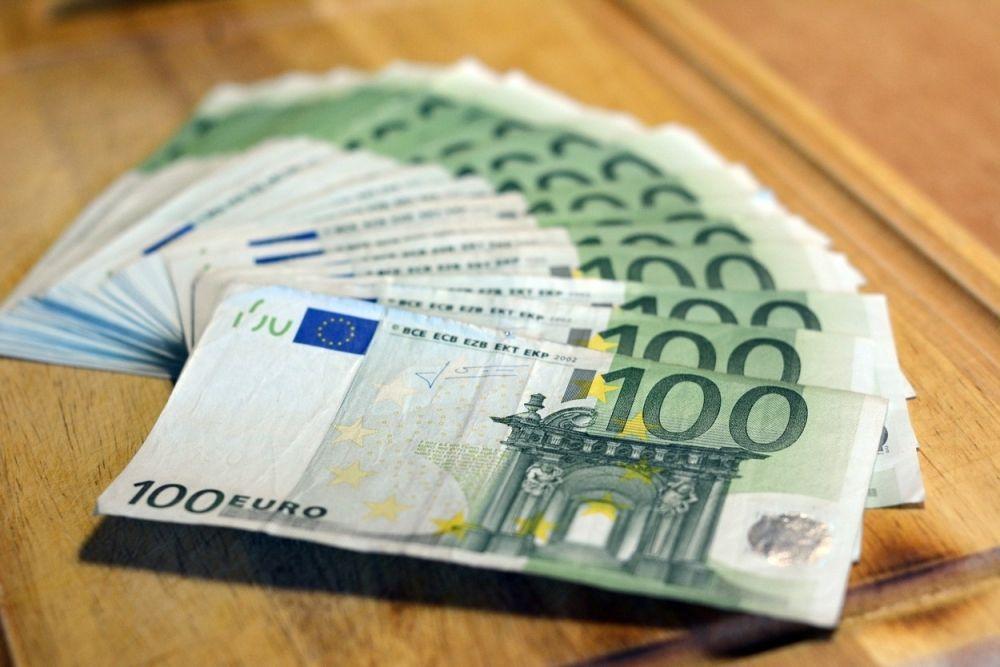 Евро данас 118,15 динара