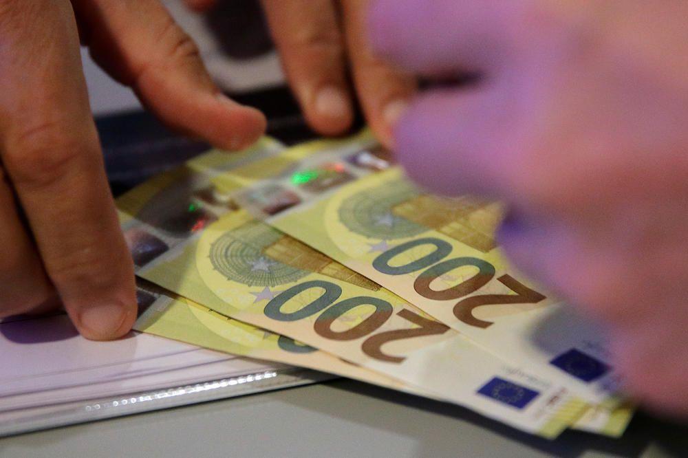 Evro danas 117,98 dinara