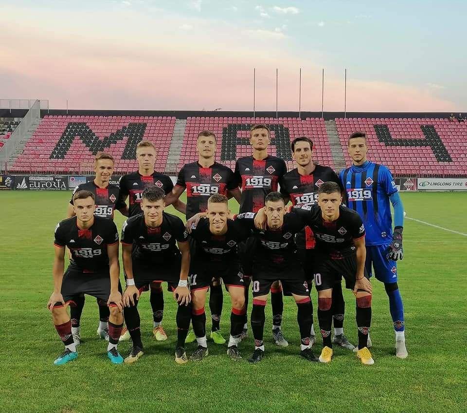 foto: Svi mi koji volimo FK Mačva Šabac