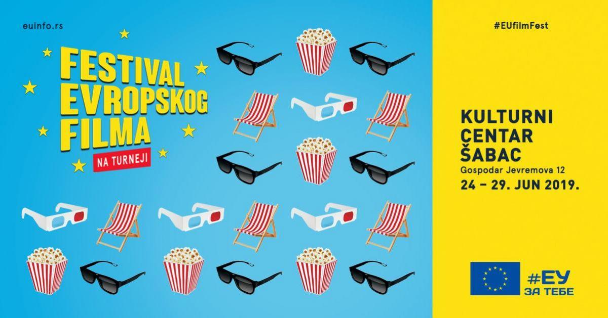 Festival evropskog filma u Šapcu