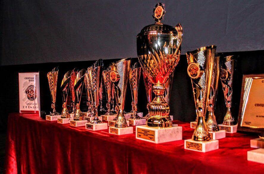 Лауреати Спортског савеза