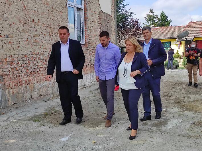 Radovi na vrtiću u Vladimircima