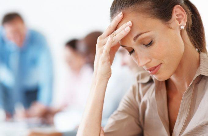 Moguća glavobolja i pospanost