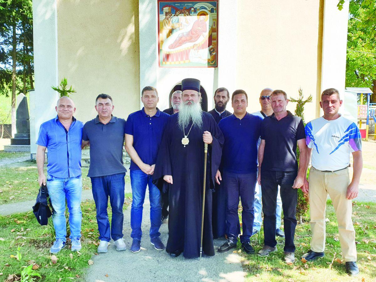 Рад и знање за опстанак Срба на Косову