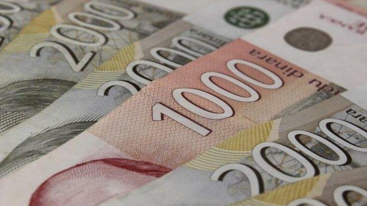 Радни сат 157,3 динара