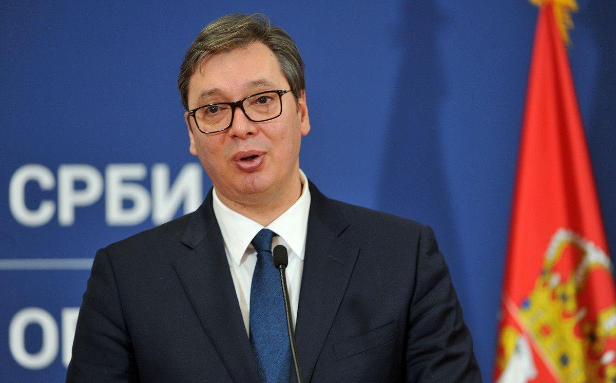 Vučić se u 18h obraća javnosti