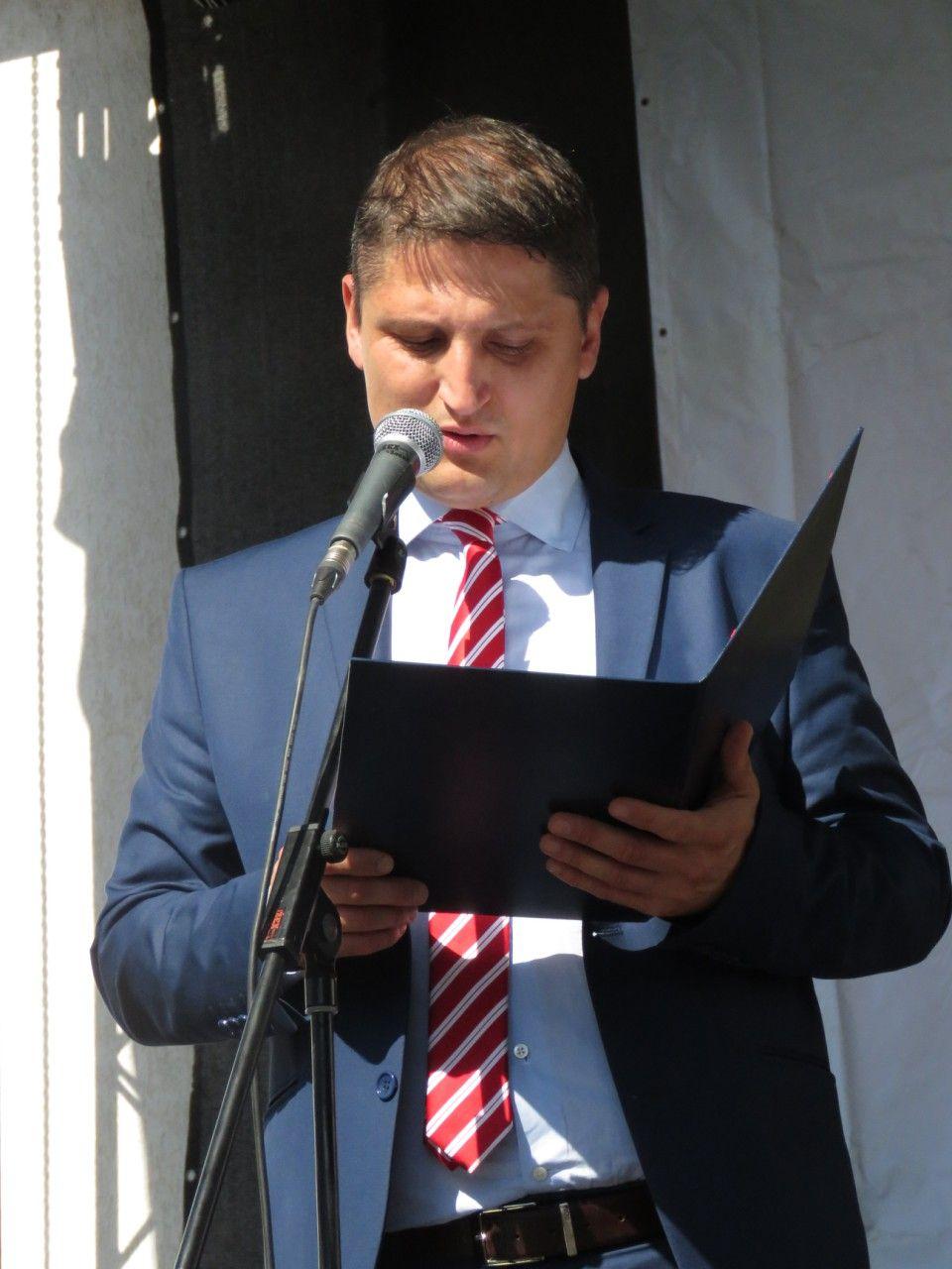 Председник општине Коцељева, Душан Илинчић