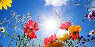 I sutra sunčano i toplo vreme