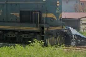 Teška saobraćajna nesreća na pružnom prelazu kod Šapca