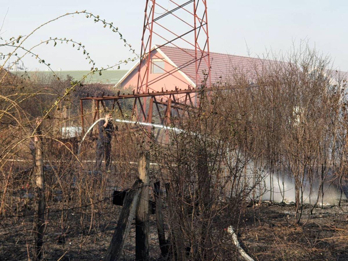 Пожар у Јевремовцу