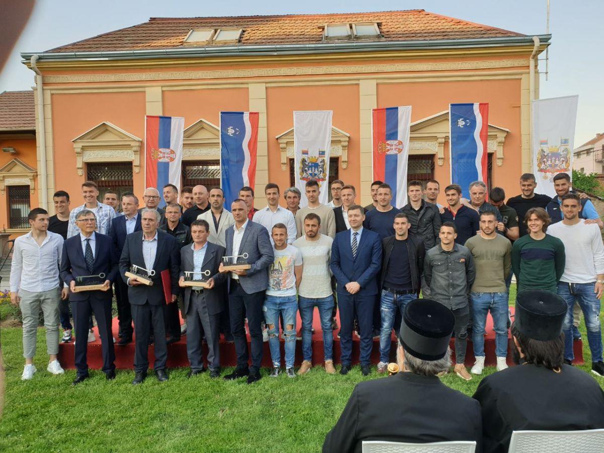Додељене награде Града Шапца