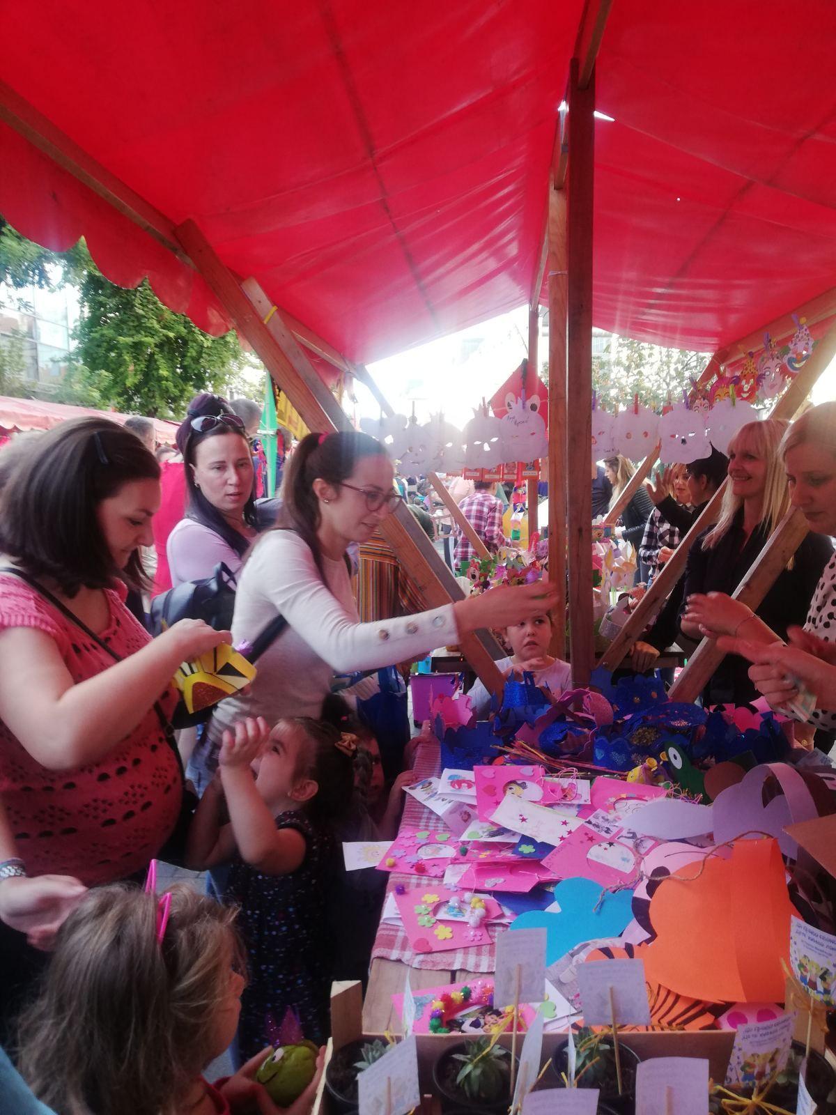 Kupoprodajna izložba u okviru Dečje nedelje