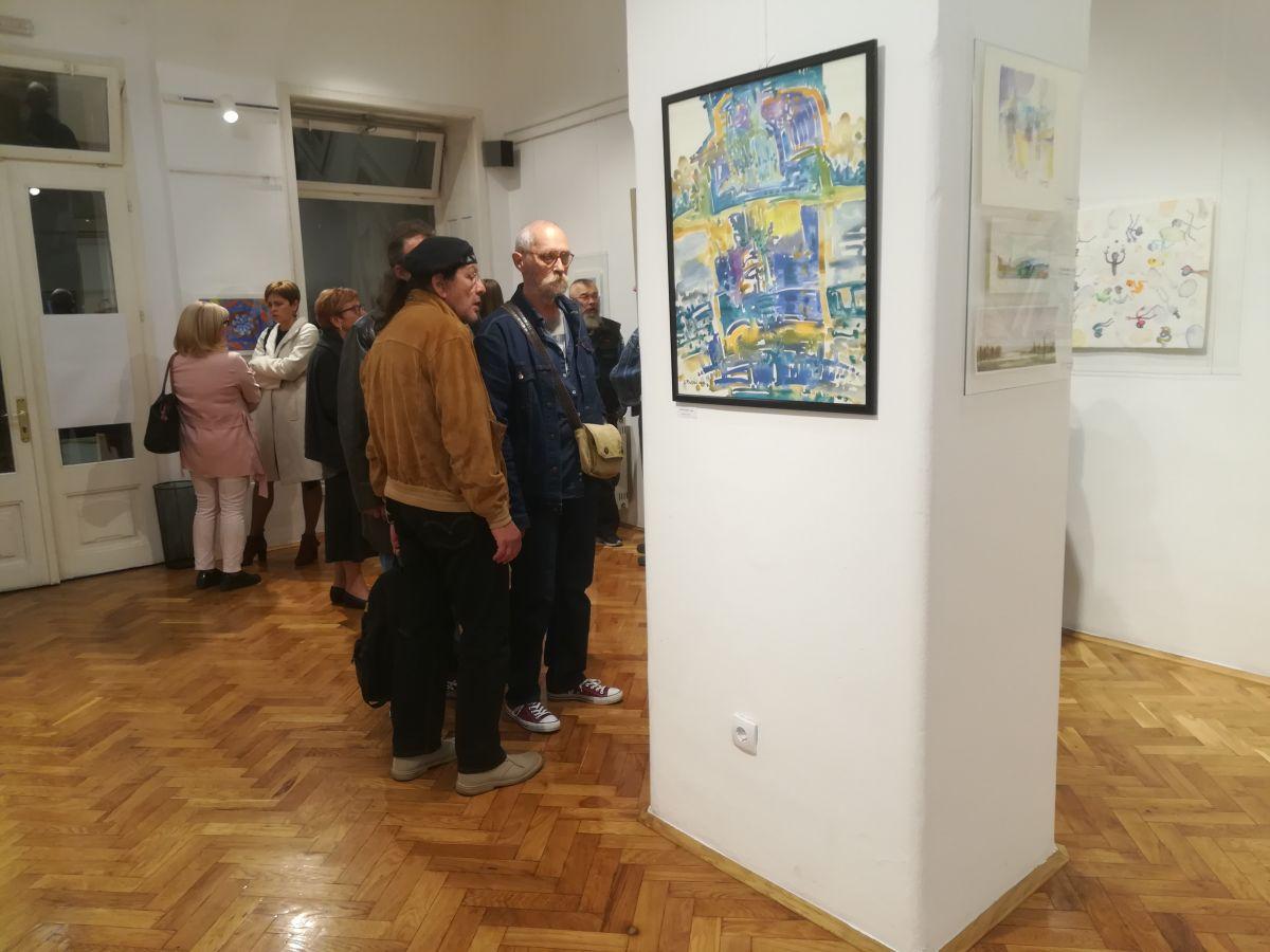 Изложба акварела