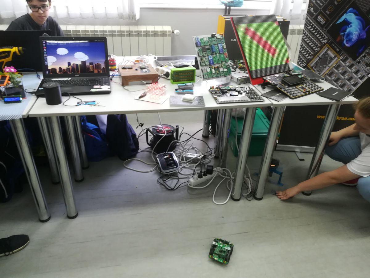 Festival robotike i digitalne fabrikacije