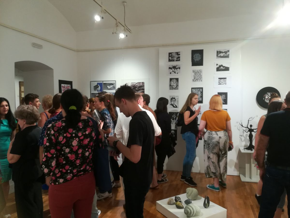 Godišnja izložba učenika Škole primenjenih umetnosti