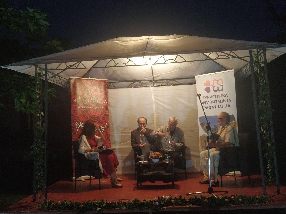 Veče poezije kod Marinkovića u Lipolistu