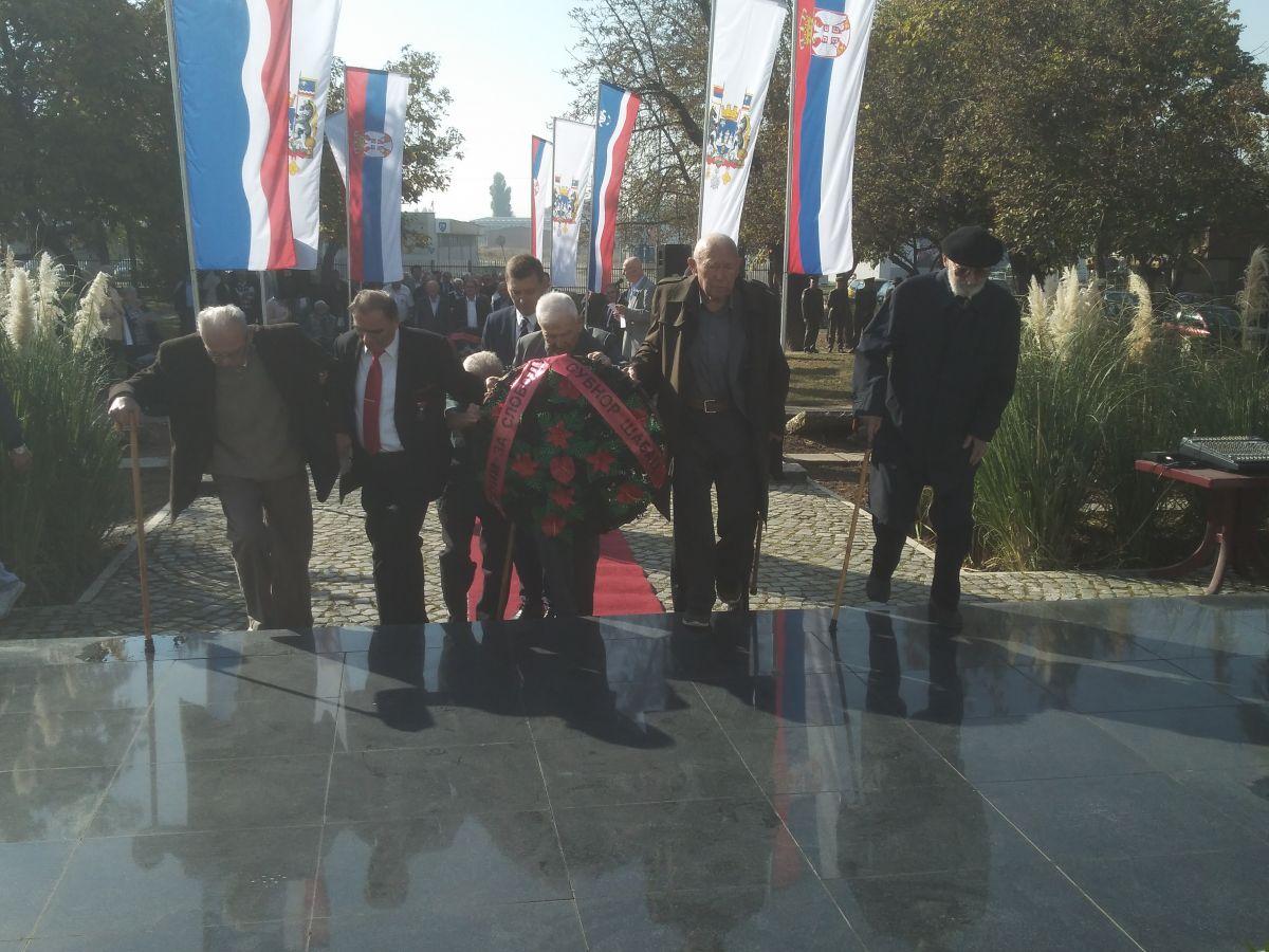 Slava oslobodiocima - 75 godina od oslobođenja Šapca u Drugom svetskom ratu