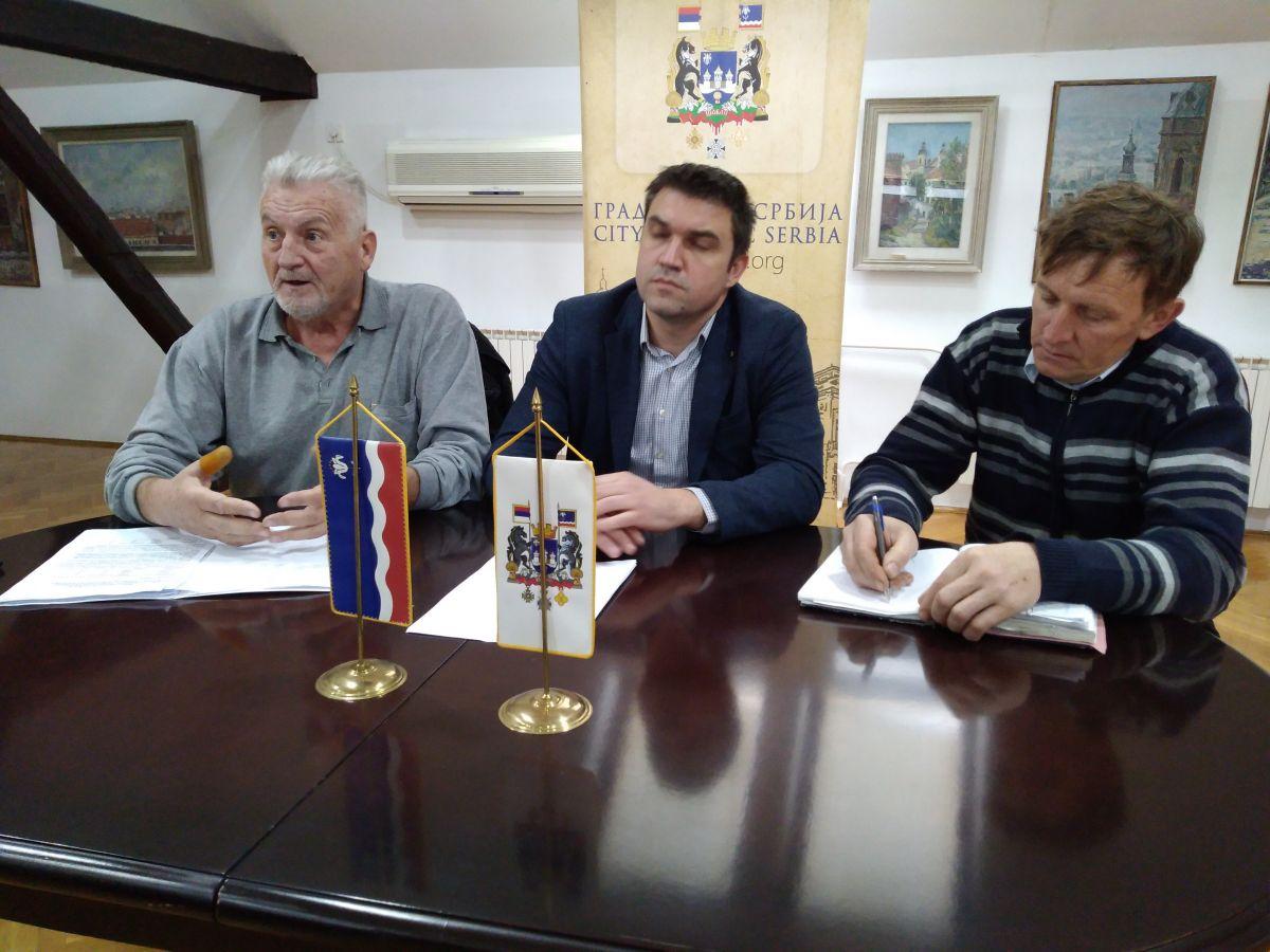 Podrška grada Šapca poljoprivrednicima