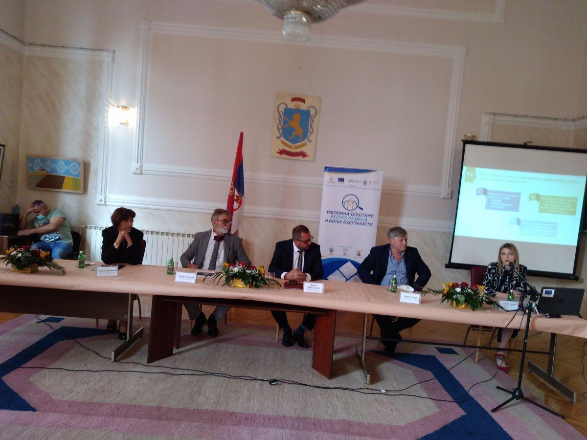 """Завршен међуопштински пројекат """"Ефикасно управљање јавном имовином-искорак ка бржем развоју наших локалних самоуправа"""""""