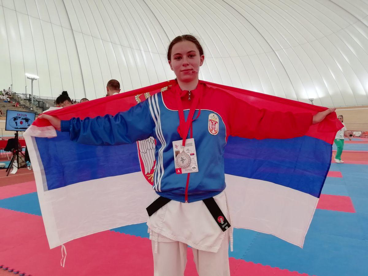 Ana Bojić dominirala u Sloveniji (foto: D. Dašić)