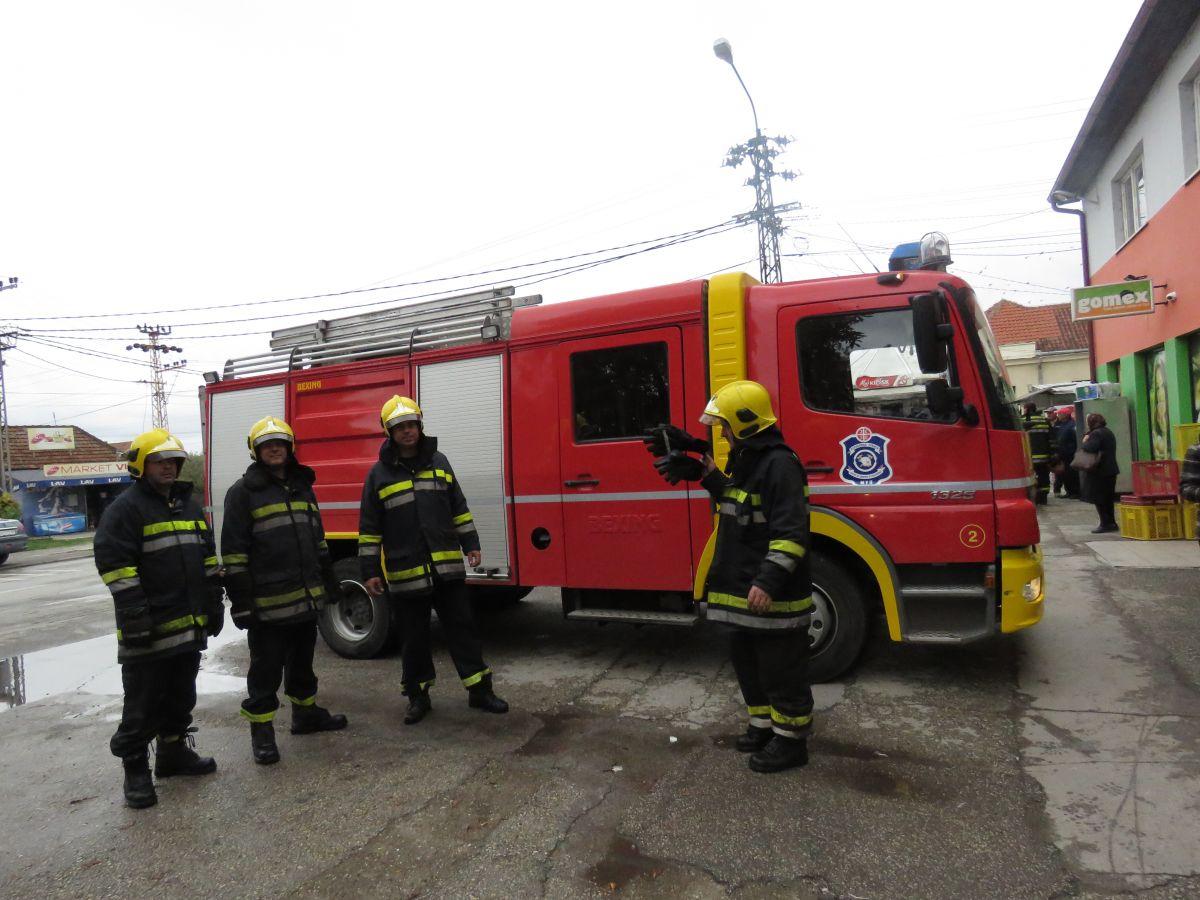 Obeležava se Dan zaštite od požara