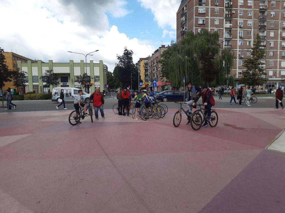 Kroz istoriju Šapca na biciklima